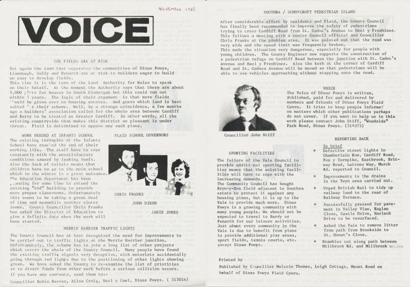 1983m11 Voice Dinas Powys