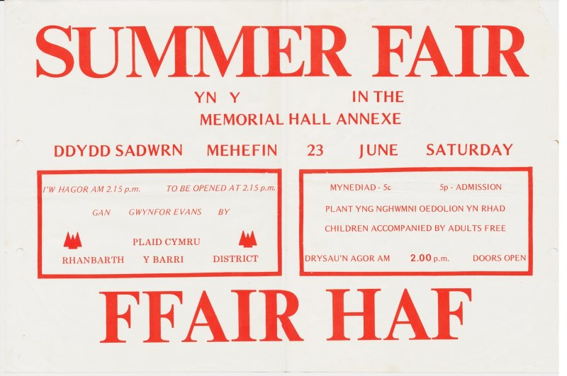 1972x Barry Summer Fair