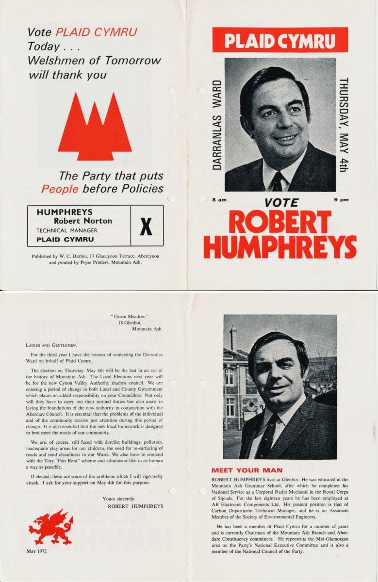 1972x Cynon Bob Humphreys