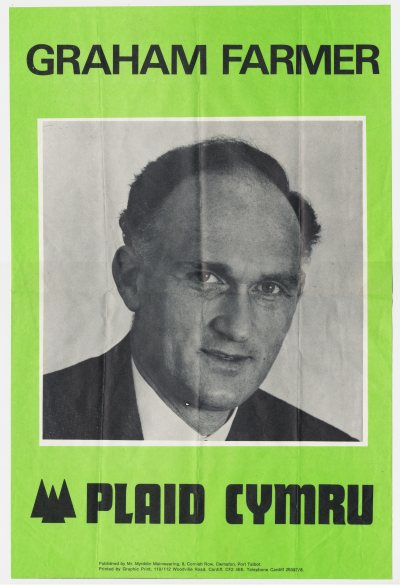 1970 Poster Graham Farmer