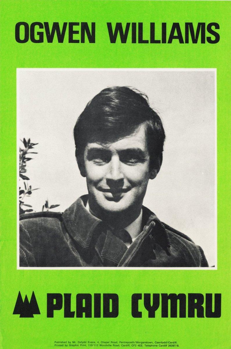 1970 Ogwen Williams