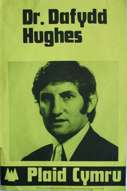 1970 Dr Dafydd Hughes