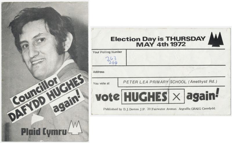 1972 Dafydd Huws