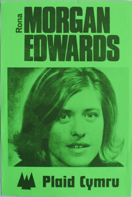 1974 Rona Morgan Edwards