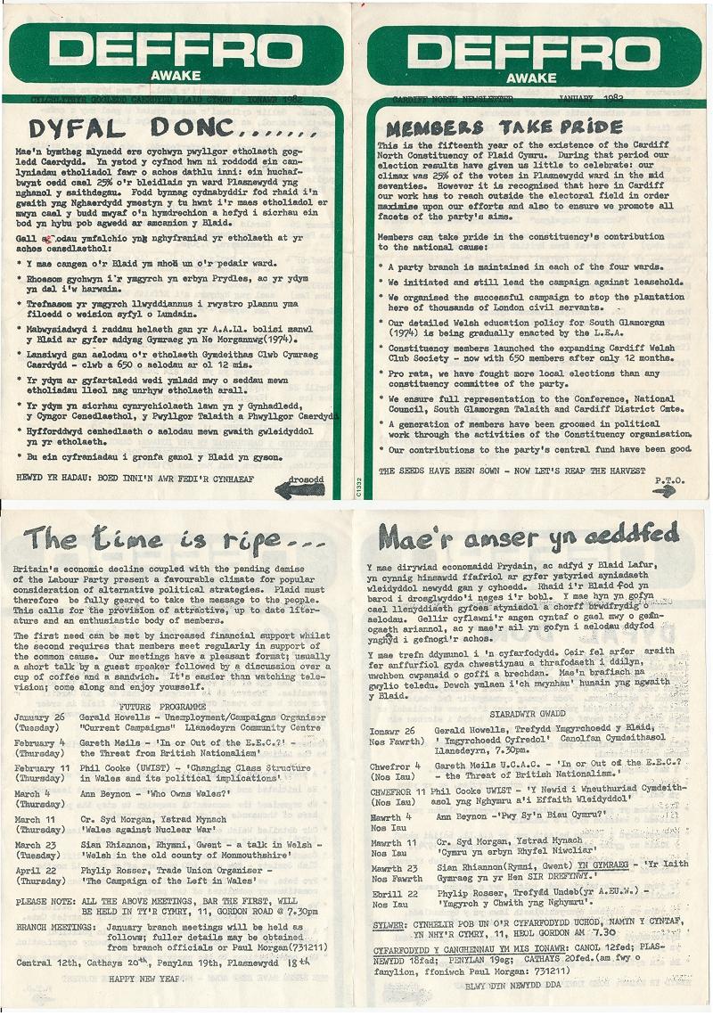 1982 January Deffro