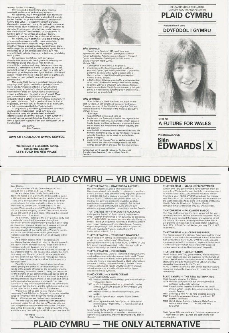 1985 Sian Edwards