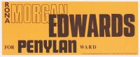 1969 Rona Morgan Edwards