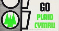 1970 Go Plaid Cymru