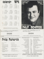 1974 Caerdydd Phil Richards