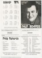 1974 Calendr Phil Richards