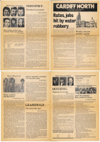 1976 Cardiff North Newsletter