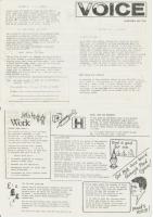 1981 Voice Llanishen