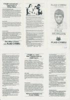 1983 Paul Morgan Caerdydd