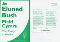 1999 Eluned Bush