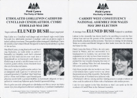 2003 Eluned Bush 2