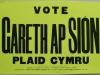 1974 Gareth ap Sion