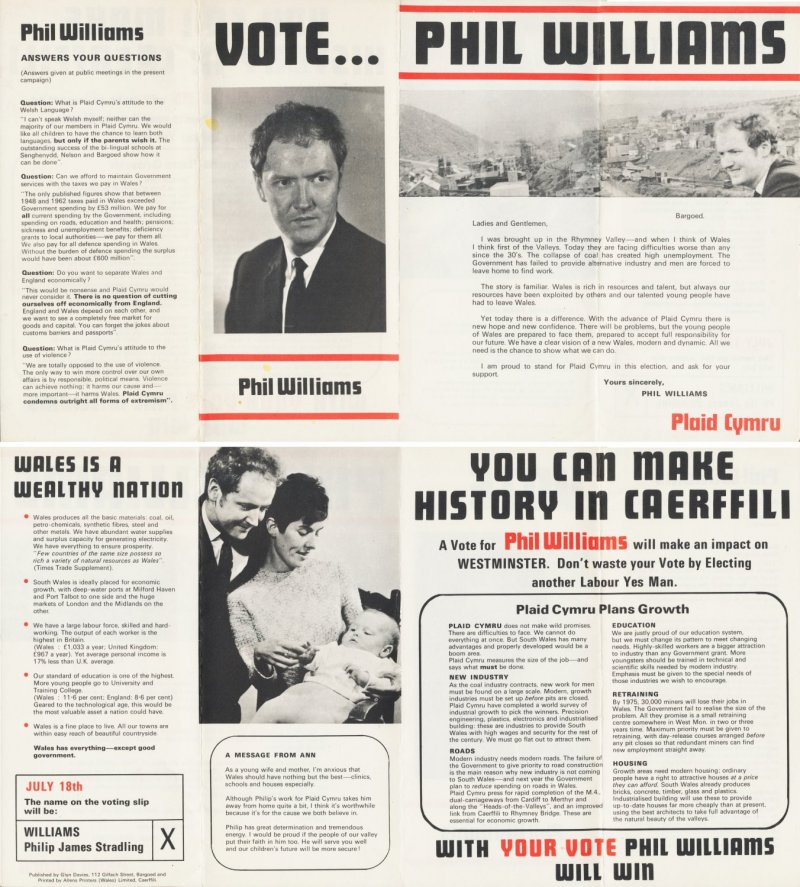 1968 Phil Williams