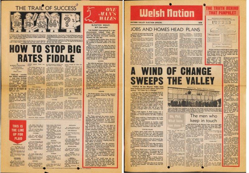 1976 Rhymney Valley 1