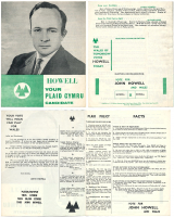 1966 John Howell Caerffili