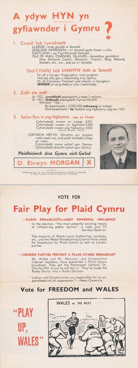 1959 Eirwyn Morgan Llanelli