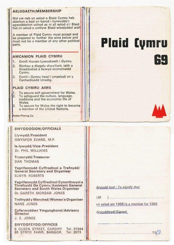 1969-cerdyn-aelodaethb