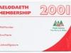 2001-cerdyn-aelodaeth