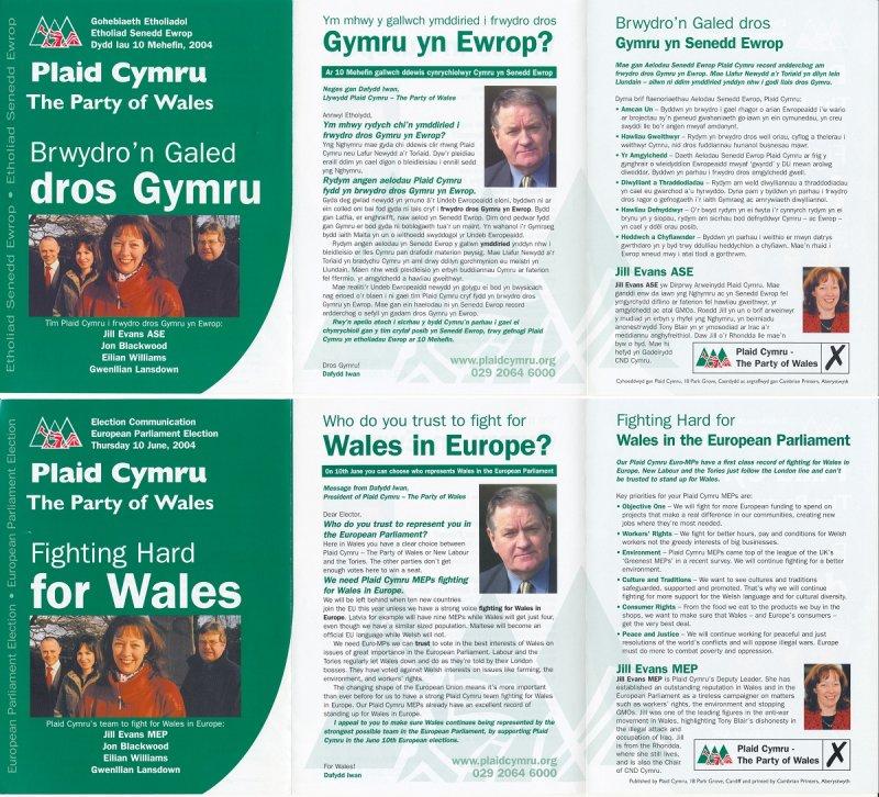2004 Cymru-yn-Ewrop Jill Evans