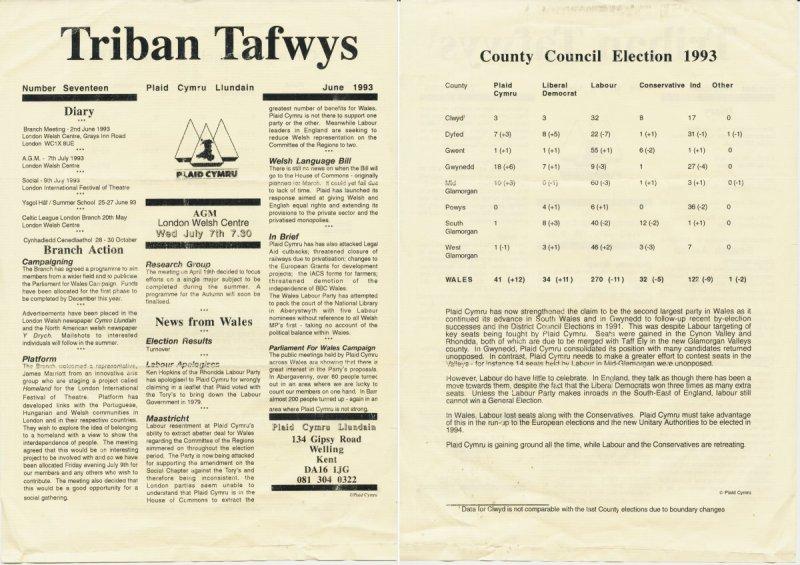 1993m06 Triban Tafwys Llundain