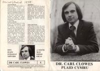 1979 Carl Clowes Maldwyn