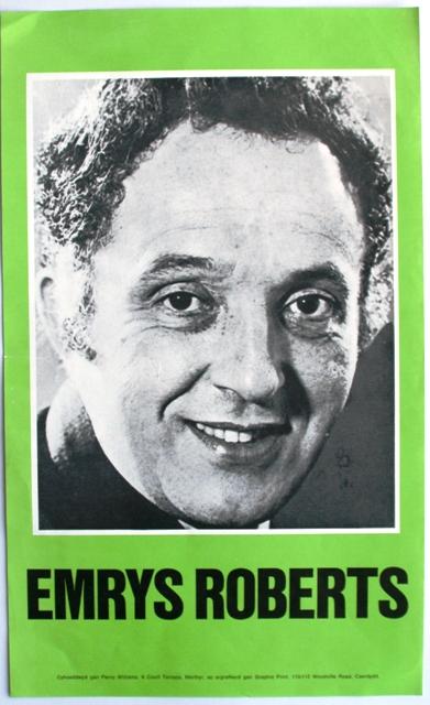 1970 Emrys Roberts