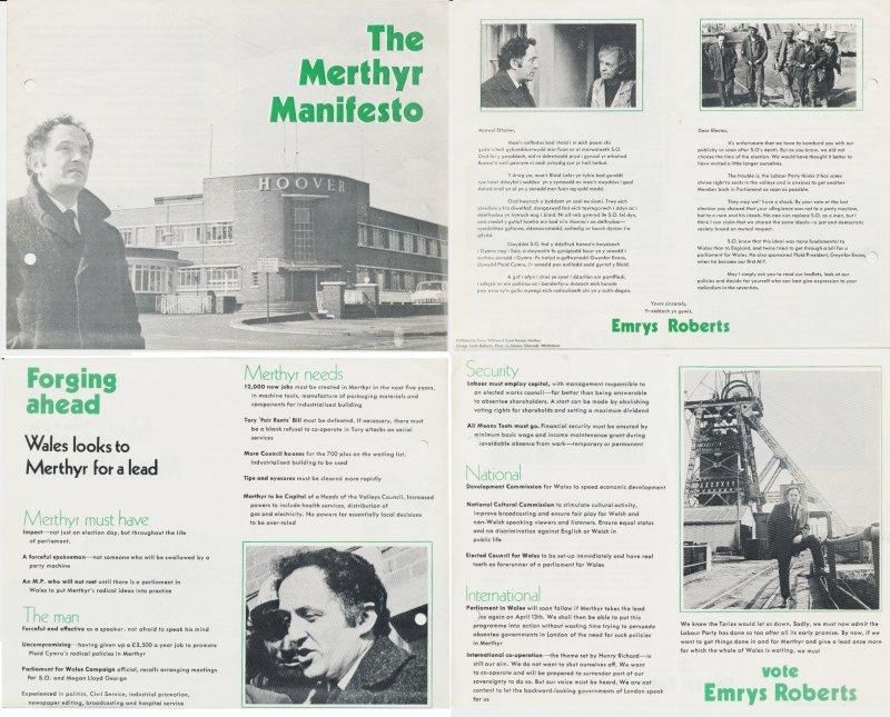 1970x Merthyr Manifesto
