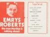 1970x Emrys Roberts Eve