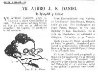 oriel15-athro-j-e-daniel
