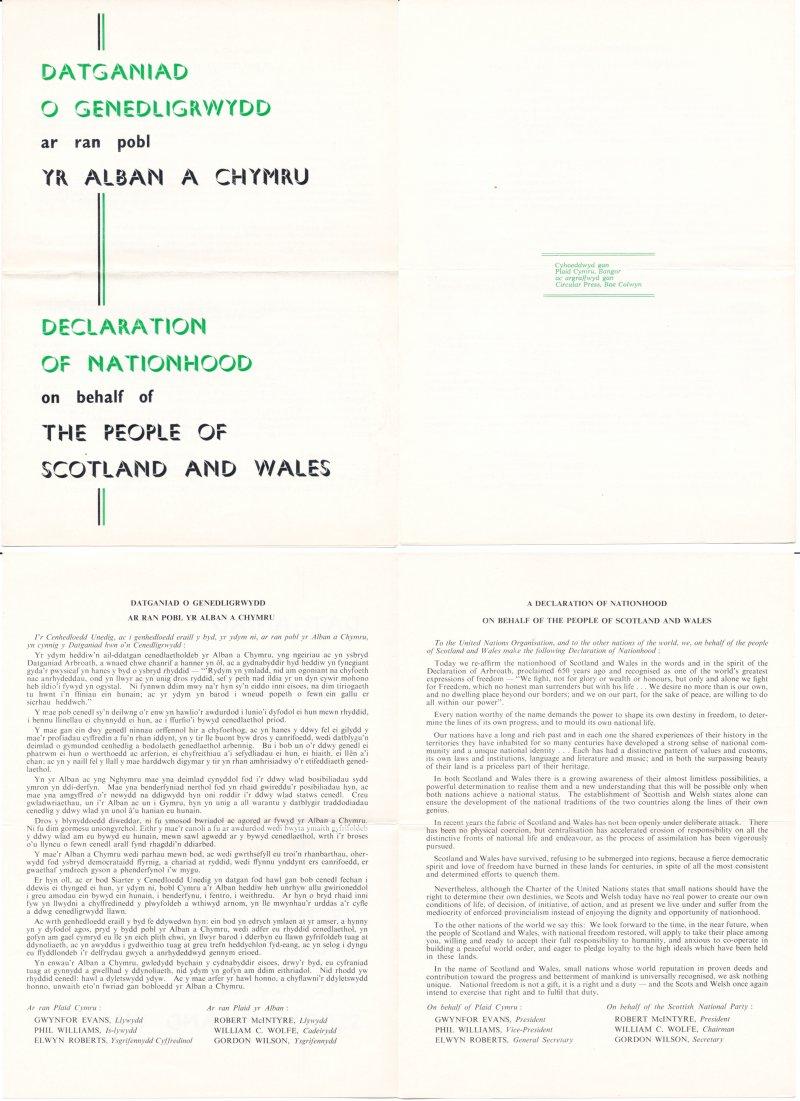 1970-Declaration-of-Nationhood