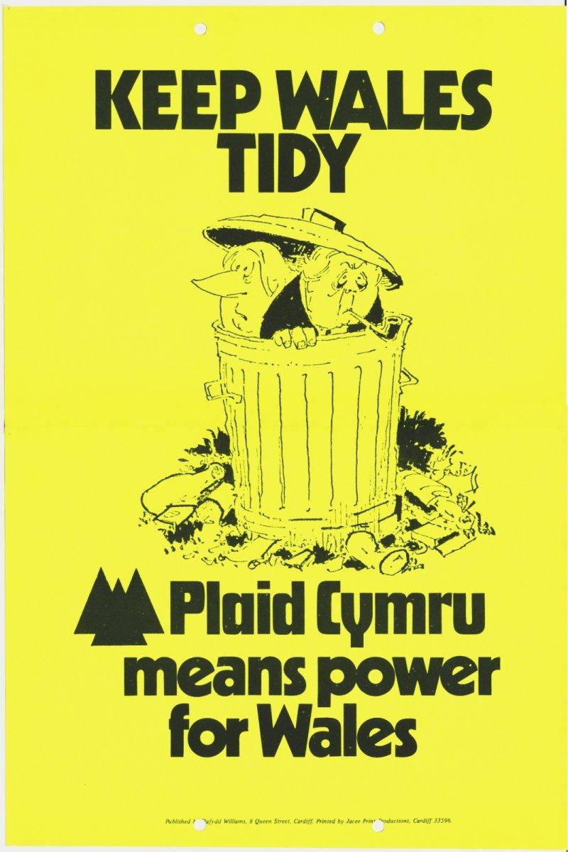 1974 Keep Wales Tidy