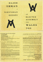 1970x Welsh Assembly