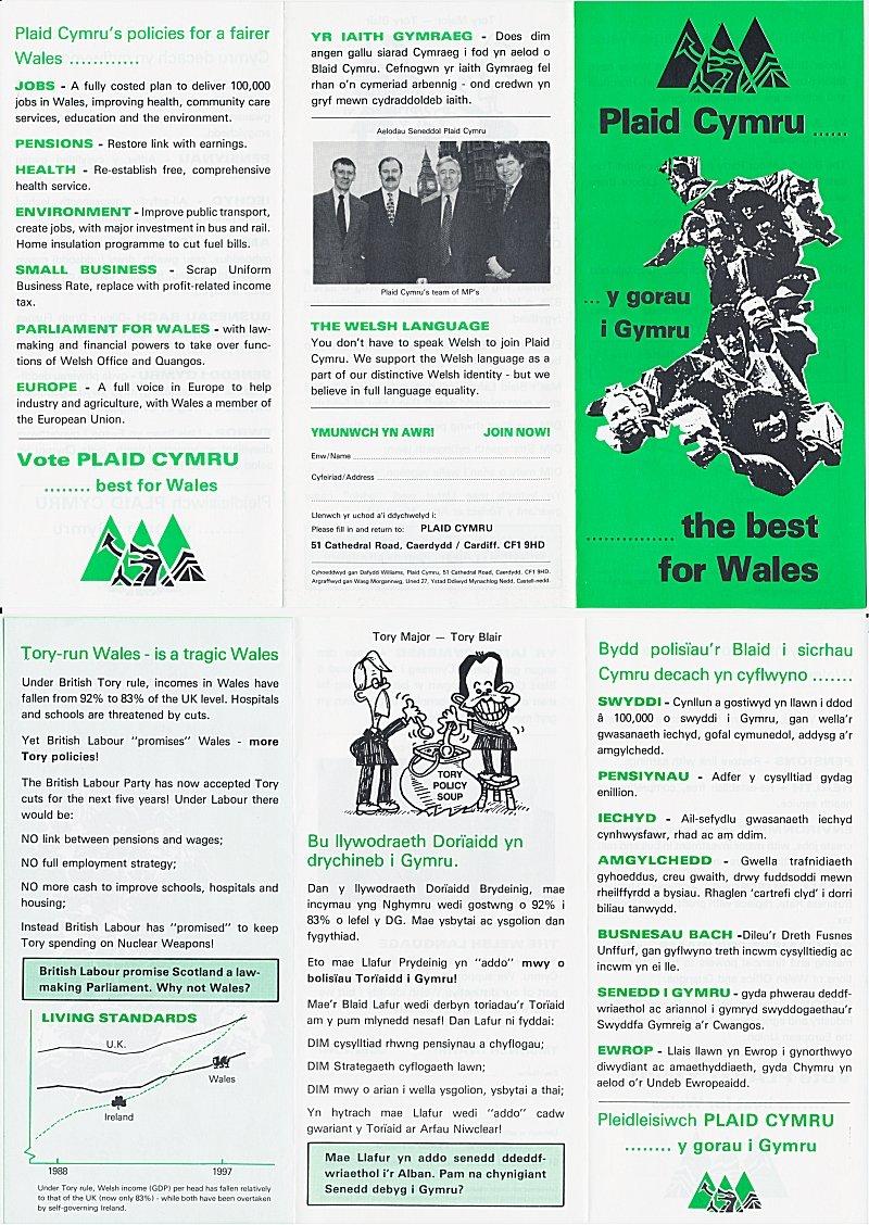 1997 Y Gorau i Gymrub