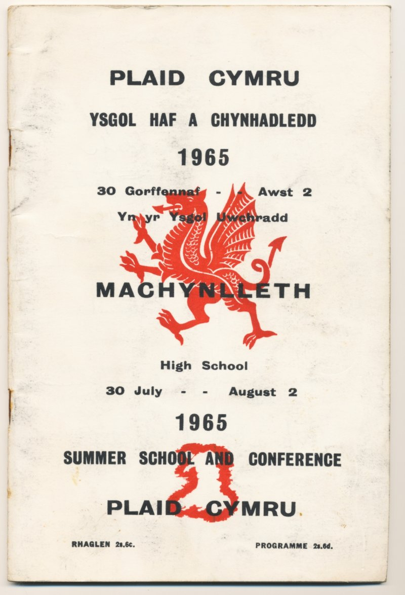 1965-Cynhadledd-Machynlleth