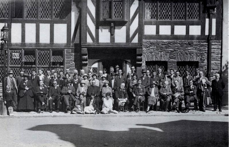 1926 Ysgol Haf Machynlleth