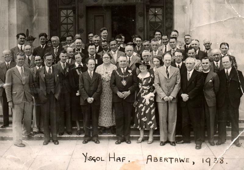 1938 Ysgol Haf Abertawe