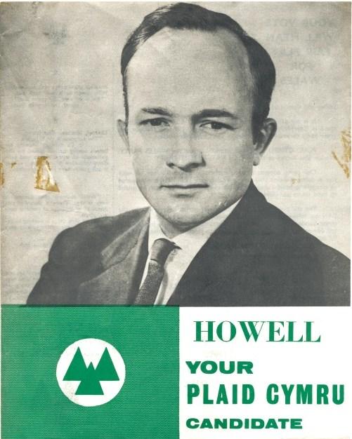 Janet Howell, Caerffili