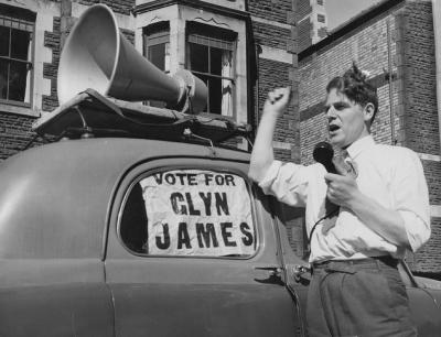 Glyn James