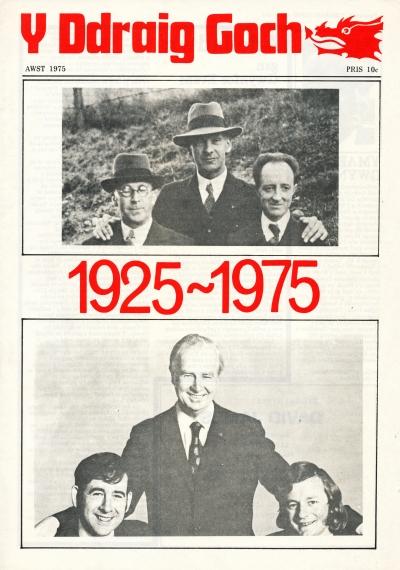 1975 YDraigGoch 1925~1975
