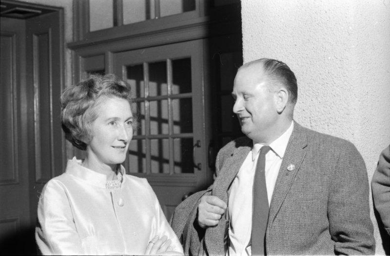 1966 Dolgellau Vic Davies Winnie Ewing N2 04