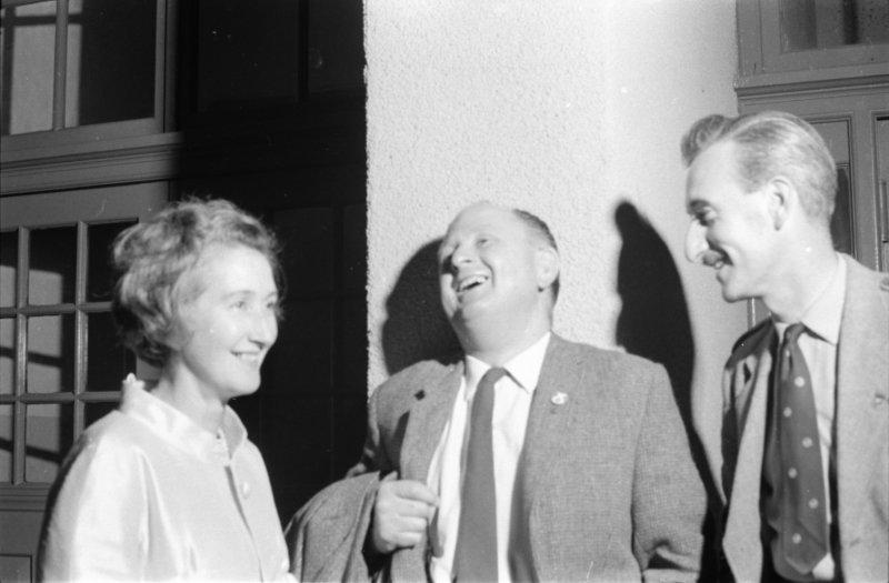1966 Dolgellau Vic Davies Winnie EwingN2 05