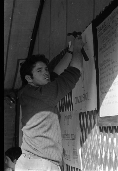1967 Eisteddfod Dafydd Iwan