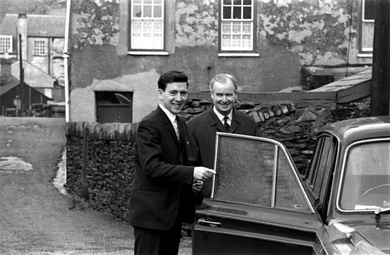 1970 Dafydd Wigley N3 36