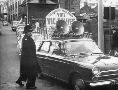 1967 Car VicDavies Rhondda